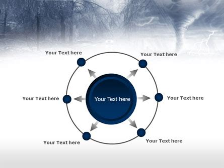 Hurricane Powerpoint Template Backgrounds 00548 Poweredtemplate Com Hurricane Powerpoint Template Free