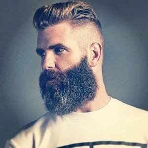 12 long hairstyles for men with beards 2017 | hairstyle guru