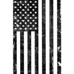 Dirty vintage black and white american flag art print polyvore