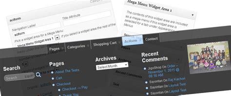 newspaper theme mega menu menus native enhanced and mega aquoid themes