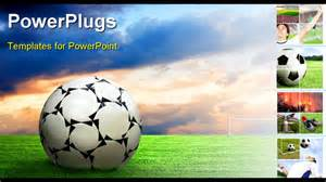 Powerpoint Templates Soccer by Powerpoint Sports