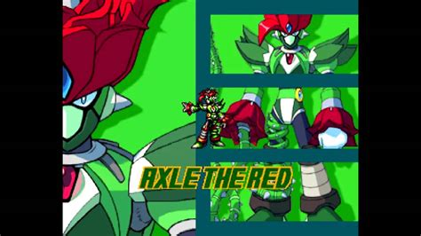 theme song exles mega man x5 ost axle the red spike rosered stage theme