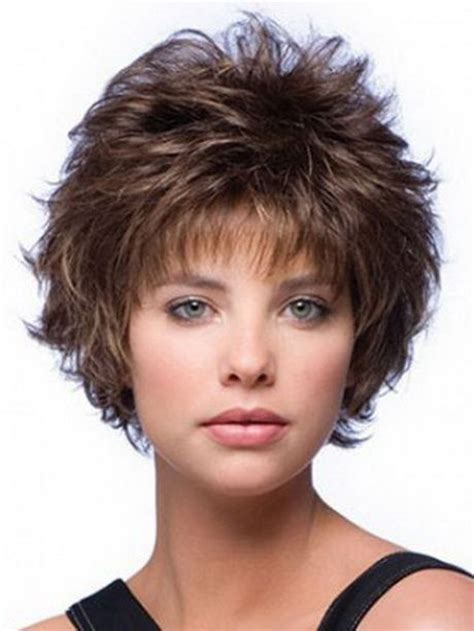 best haircut for 50 plus women plus size short hairstyles for women over 50 curly mixed