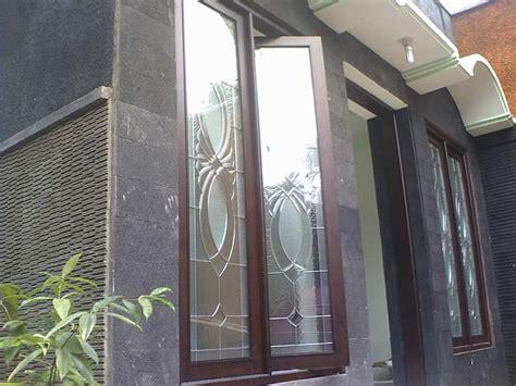 contoh model desain jendela rumah minimalis terbaru