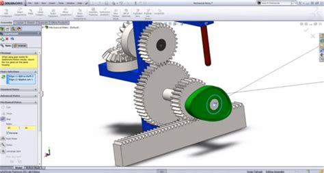 solidworks tutorial assembly mates how to mechanical mates in solidworks tutorial drawing