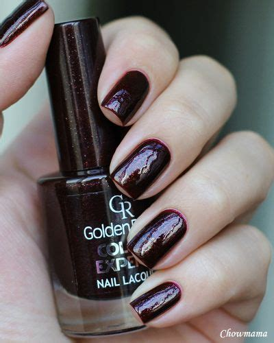 Nail Stuff by Nail Chow Mama Golden Color Expert 32 Paznokcie