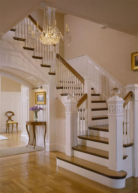 traditional staircases newel post staircase traditional with traditional hardwood