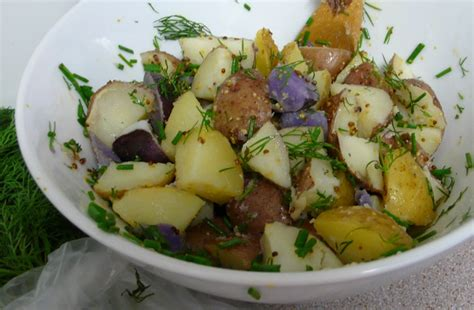 tri color potatoes tri color potato salad scienceandfooducla