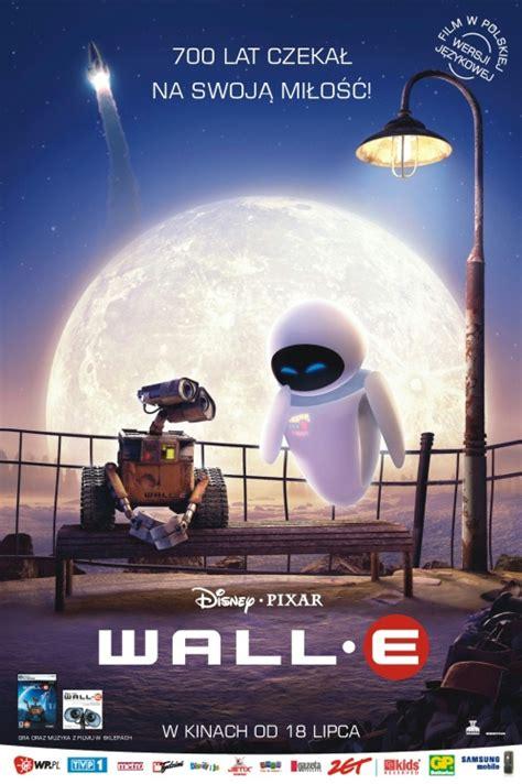 film wall e adalah wall 183 e 2008 filmweb