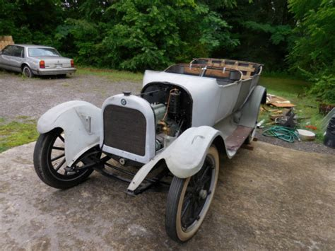 Dodge Brothers Parts For Sale 1917 Dodge Brothers Touring Parts No Engine Trans