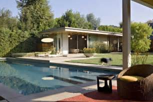 mid century homes mid century modern brentwood home by jamie bush co