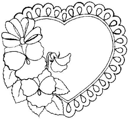valentine coloring pages coloring ville