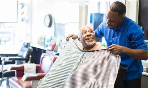 which day senior citizen haircut at super cuts coupe coiffage et taille de barbe the barbest groupon