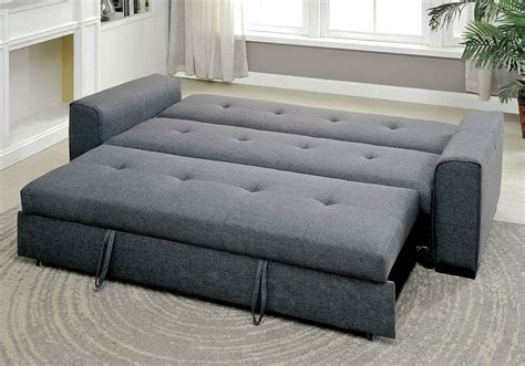 Large Sleeper Sofa Ally Sofa With Large Sleeper