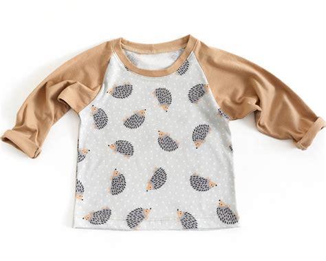 shirt pattern child raglan t shirt sewing pattern pdf baby t shirt pattern