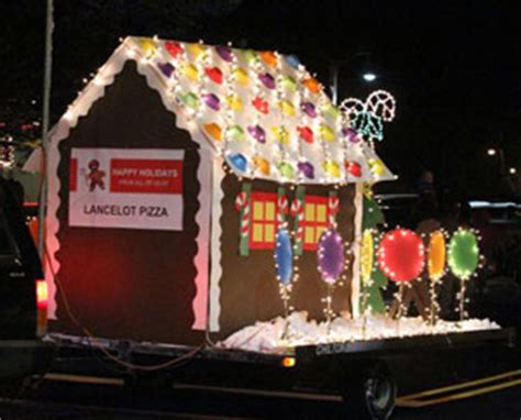 twin lakes trees on parade and holiday parade winners