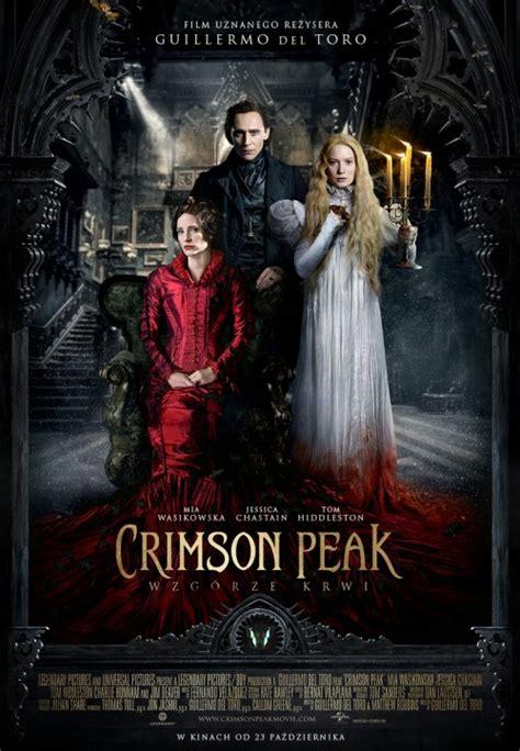 film fantasy del 2015 crimson peak wzg 243 rze krwi 2015 filmweb
