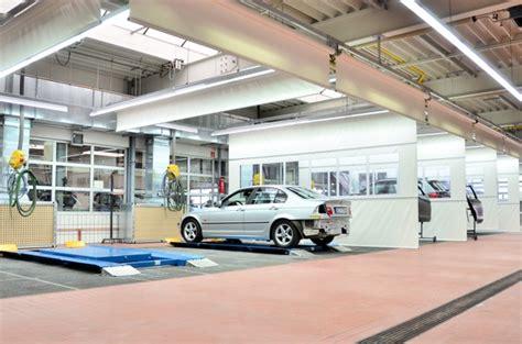 Vorbereitungsplatz Lackieren by Kohl Automobile Aachen Lackierzentrum Sehon Lackieranlagen