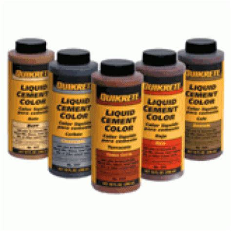 quikrete cement color concrete landscape concrete quikrete colorants concrete
