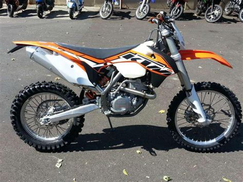 Ktm 350 Dirt Bike Buy 2014 Ktm 350 Xcf W Dirt Bike On 2040 Motos