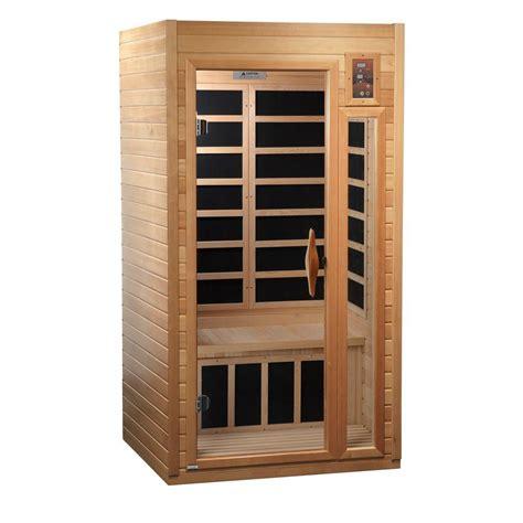 infrared sauna infrared saunas hot tubs home saunas the home depot