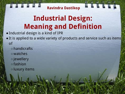 design for manufacturing definition intellectual property rights ipr in engineering