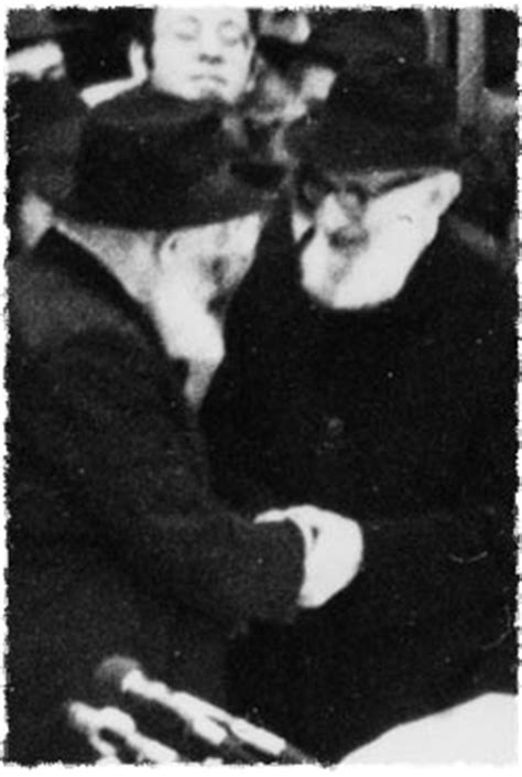 The Rebbe and the Rav - Chabad.org
