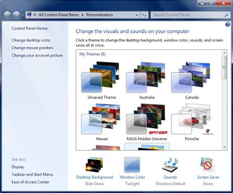 make your own wallpaper for windows 7 how to create your own custom theme for windows 7
