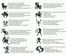 what zodiac signs tell about you