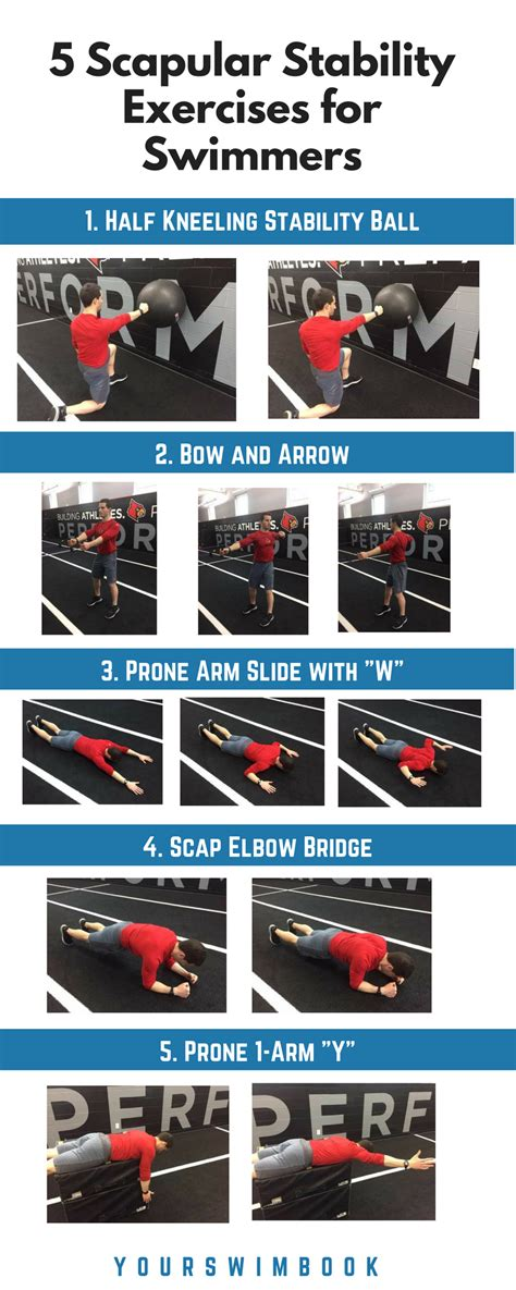 Bulletproof Your Shoulder scapular stability for swimmers how to bulletproof your