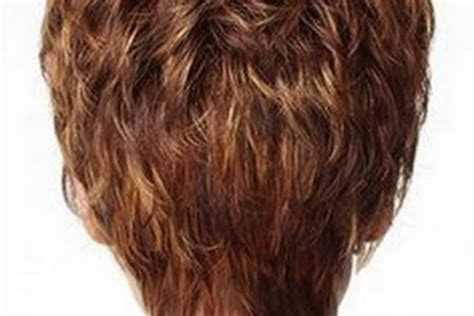 hairstyles for women over 50 back veiw hair back view of short spikey hairstyles for women