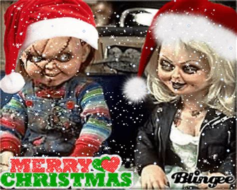 chucky  tiffany merry christmas picture  blingeecom