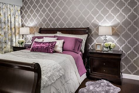 accent wall wallpaper bedroom bedroom accent walls to keep boredom away