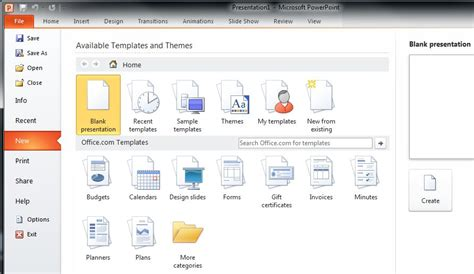 new themes for ms powerpoint 2010 the powerpoint blog the powerpoint blog features