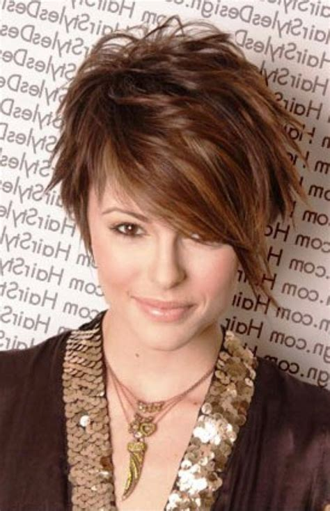 funky super short haircuts for heavy set women awesome sassy short haircuts 2014 hair and nail ideas