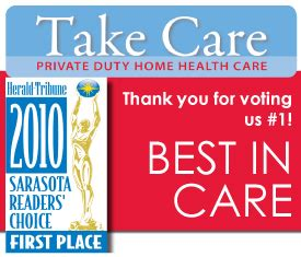 take care duty home health care