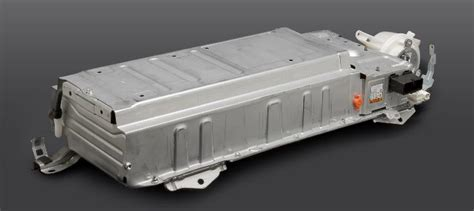 Toyota Prius Battery Pack Image 2010 Toyota Prius High Voltage Battery Pack Size