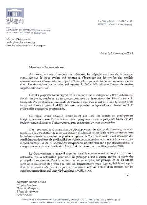 Lettre De Résiliation Vinci Autoroute Modele Lettre D Engagement Banque