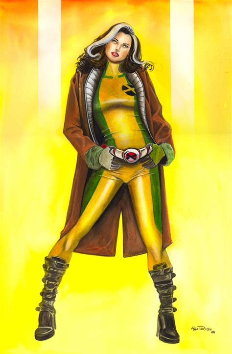 A Rogue total comic my top list of superheroes some of the most popular
