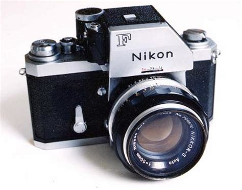 end of an era: nikon stops making film cameras | treehugger