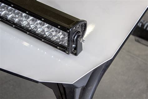 rzr 1000 light bar utv inc polaris rzr xp 1000 rigid 30 quot led light bar mounts