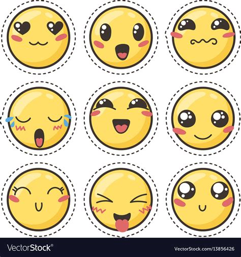 Emoticon Sticker sticker or emoticon satu sticker