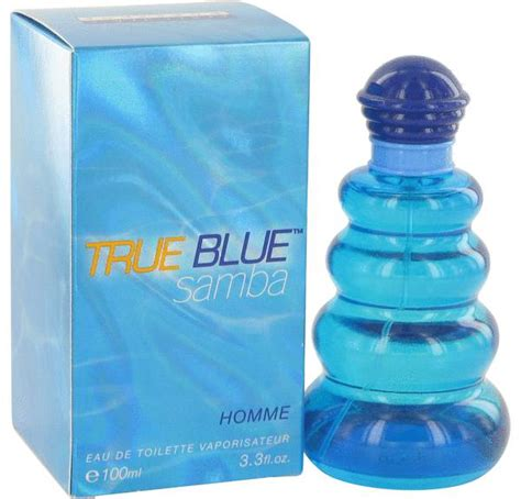 True Blue For Perfume by Samba True Blue Cologne For By Perfumers Workshop