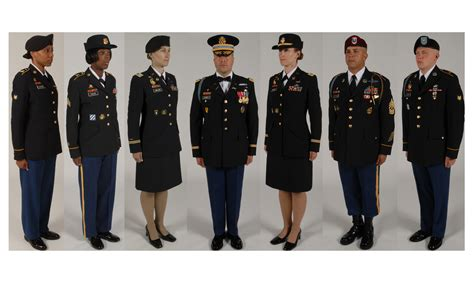 Here Are Some More Uniforms To Give You Some Ideas For - here is the new army class a they are phasing out
