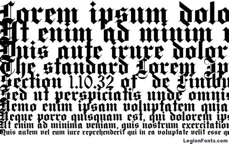 deutsch gothic font download free preview font deutsch gothic deutsch gothic font download free legionfonts