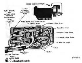 55 headlight switch removal problem ford truck enthusiasts forums