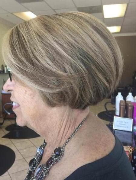 highlighted colored short hair women over 60 20 best hairstyles and haircuts for women over 60