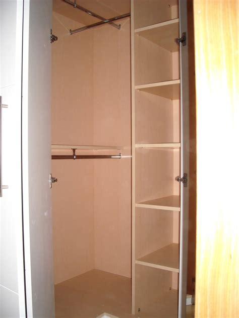 como hacer  armario esquinero cool decorar cuartos