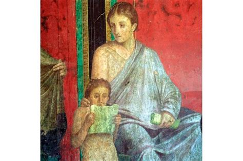 fresco young women in ancient rome facts education marriage