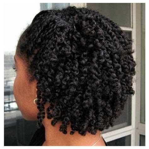 double hair strand two strand twist love them natural hair pinterest